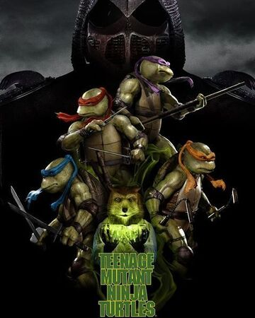 Teenage Mutant Ninja Turtles 2020 Movie Ideas Wiki Fandom