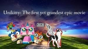 Unikitty: The first yet grandest epic movie