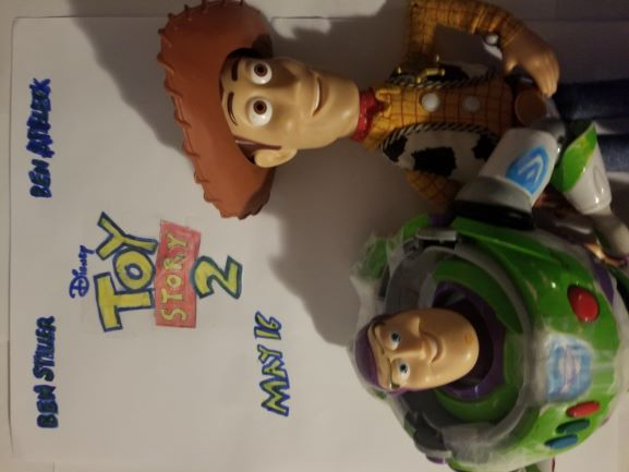 Toy Story 2 (live-action remake)