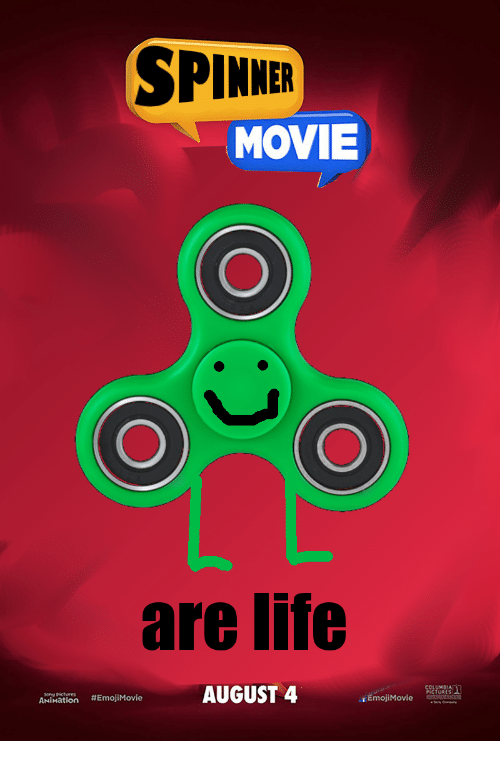 The Fidget Spinner Movie