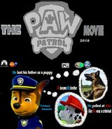 Chase miss his brother Marshall PAW Patrol The movie