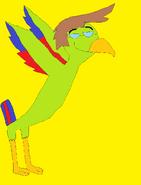 Peapod Kid (parrot)
