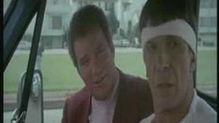Star Trek IV - The Voyage Home - Trailer