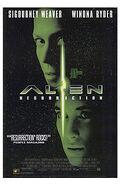 220px-Alien Resurrection poster