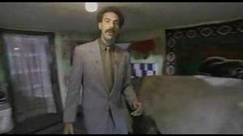 Borat Trailer