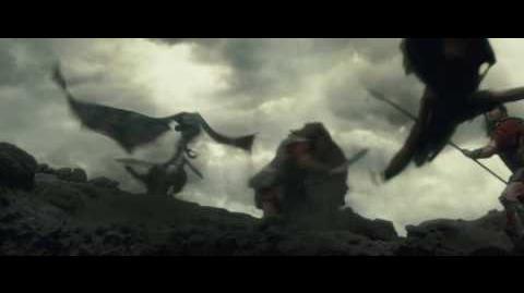 Clash of the Titans Trailer