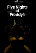 Five Nights at Freddy's Film fan-made poster