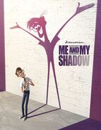 Meandmyshadow poster