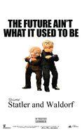 Statler and Waldorf (2020) Poster
