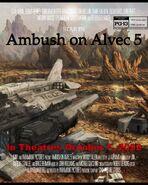 Ambush on Alvec 5 American Poster