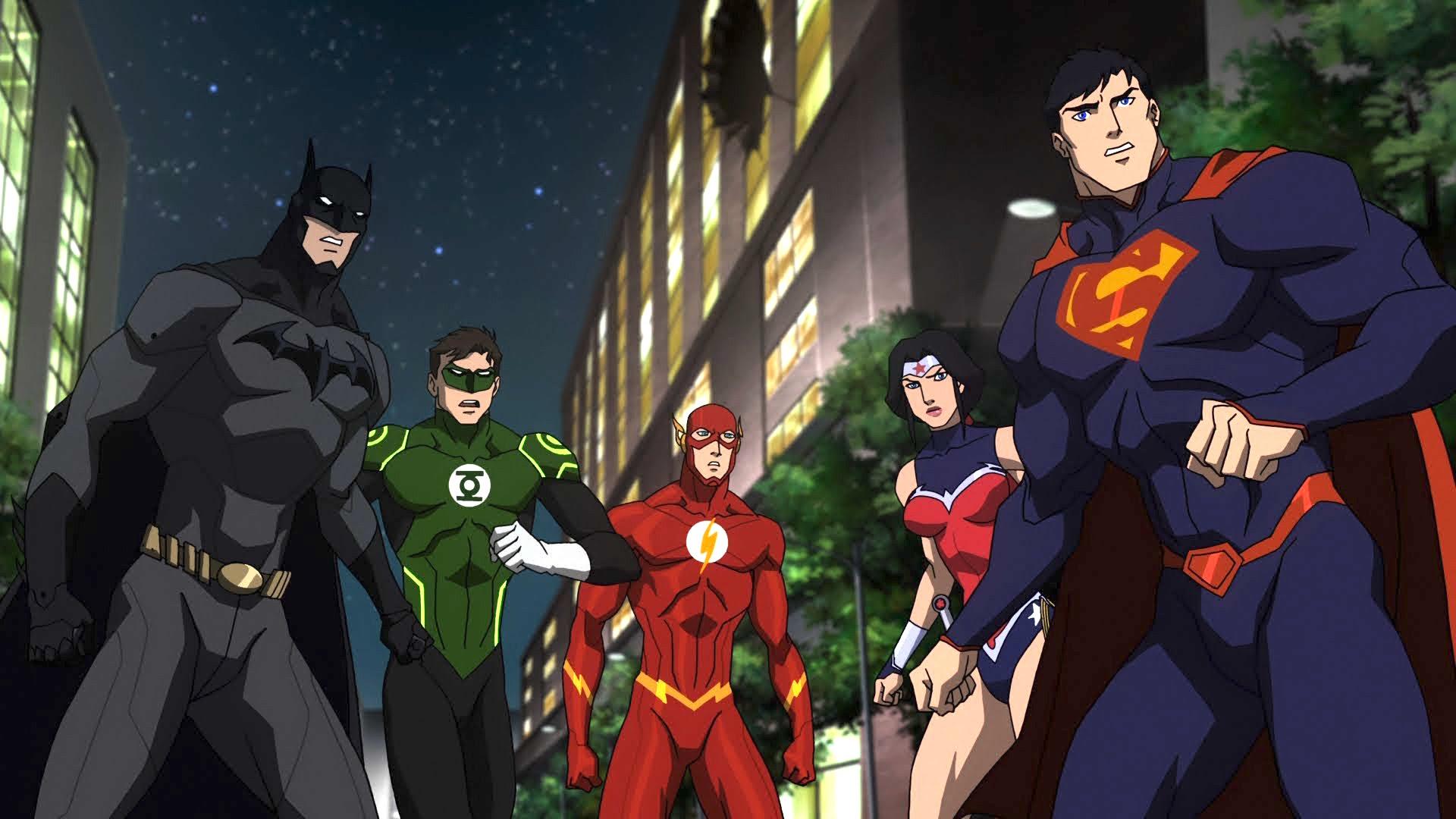 Justice League: War - Complete Fatality List
