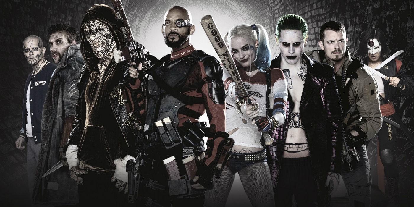 Suicide Squad - Extras