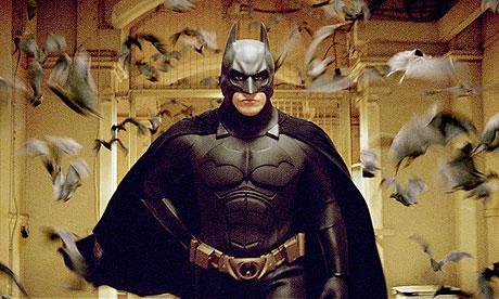 Batman Begins - Extras