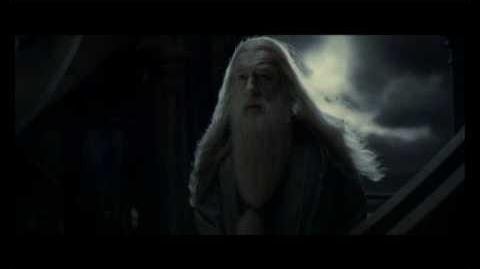 Snape kills Dumbledore - Harry Potter and the Half-Blood Prince