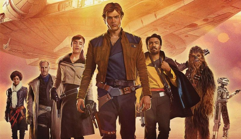 Solo: A Star Wars Story - Extras
