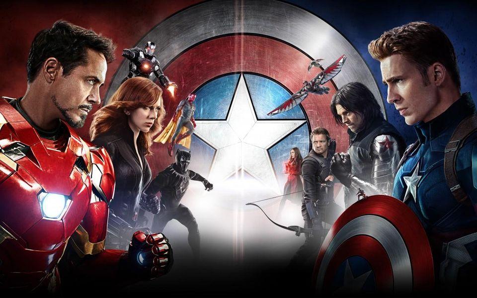 Captain America: Civil War - Extras