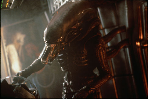 The Alien (Xenomorph)