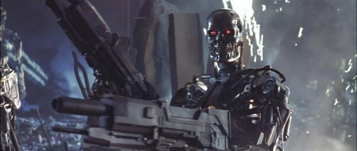 Terminator 2 - Extras