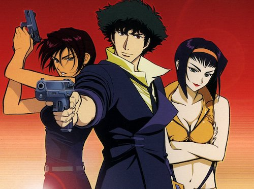 Cowboy Bebop: Knockin' on Heaven's Door - Extras