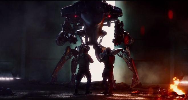 Terminator: Genisys - Extras