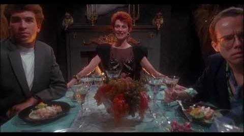 A Nightmare On Elm Street 5- The Dream Child - Greta's Uncut Death