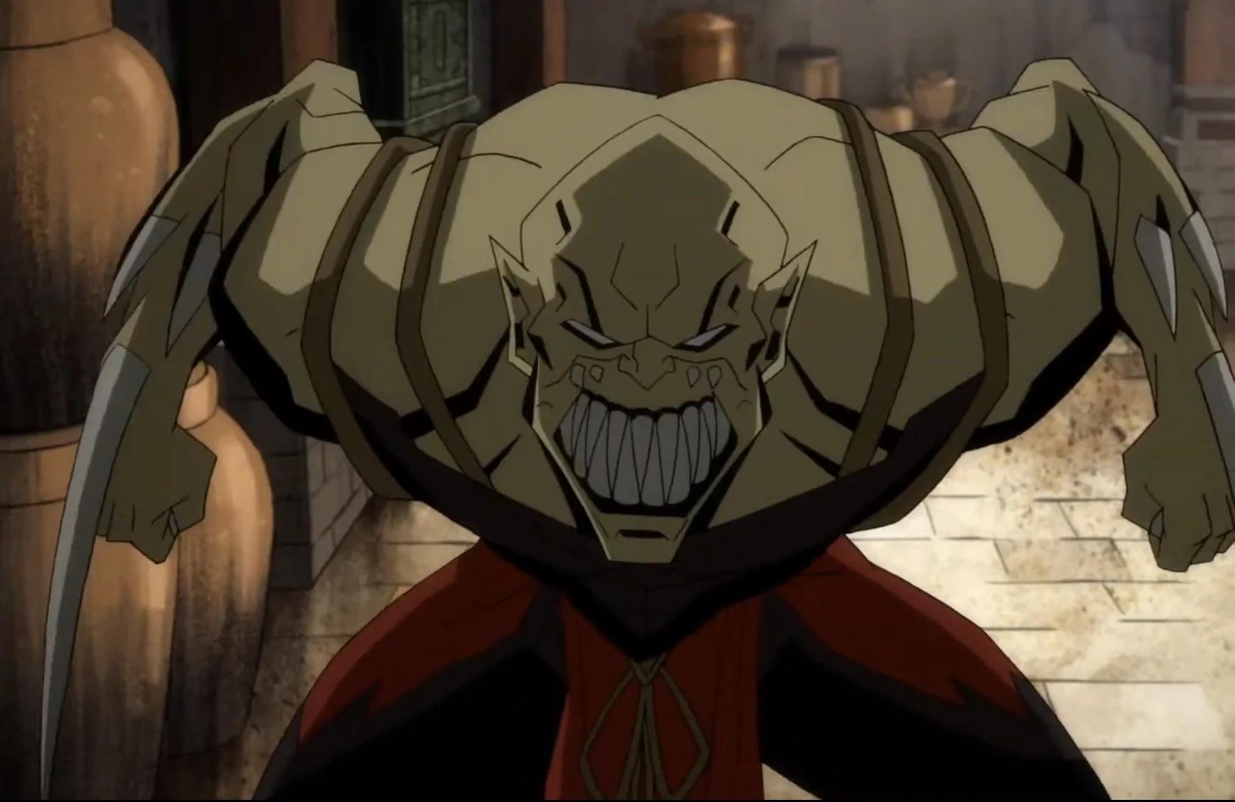 Baraka (Mortal Kombat Legends)