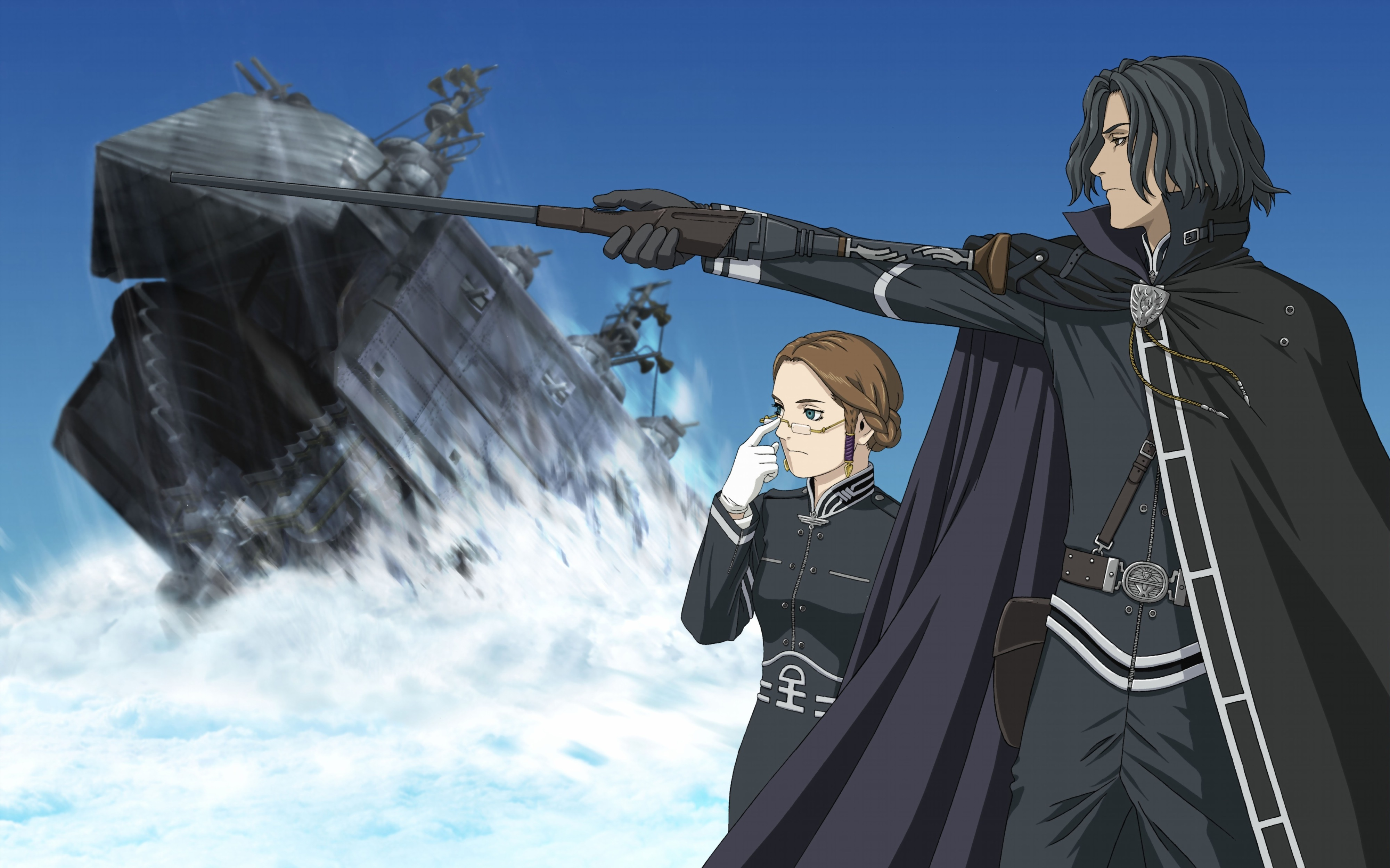 Last Exile - Extras