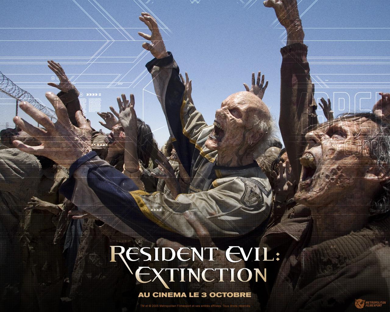 Resident Evil: Extinction - Extras