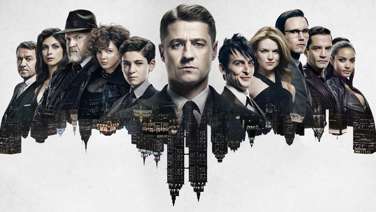 Gotham - Season 2 Extras