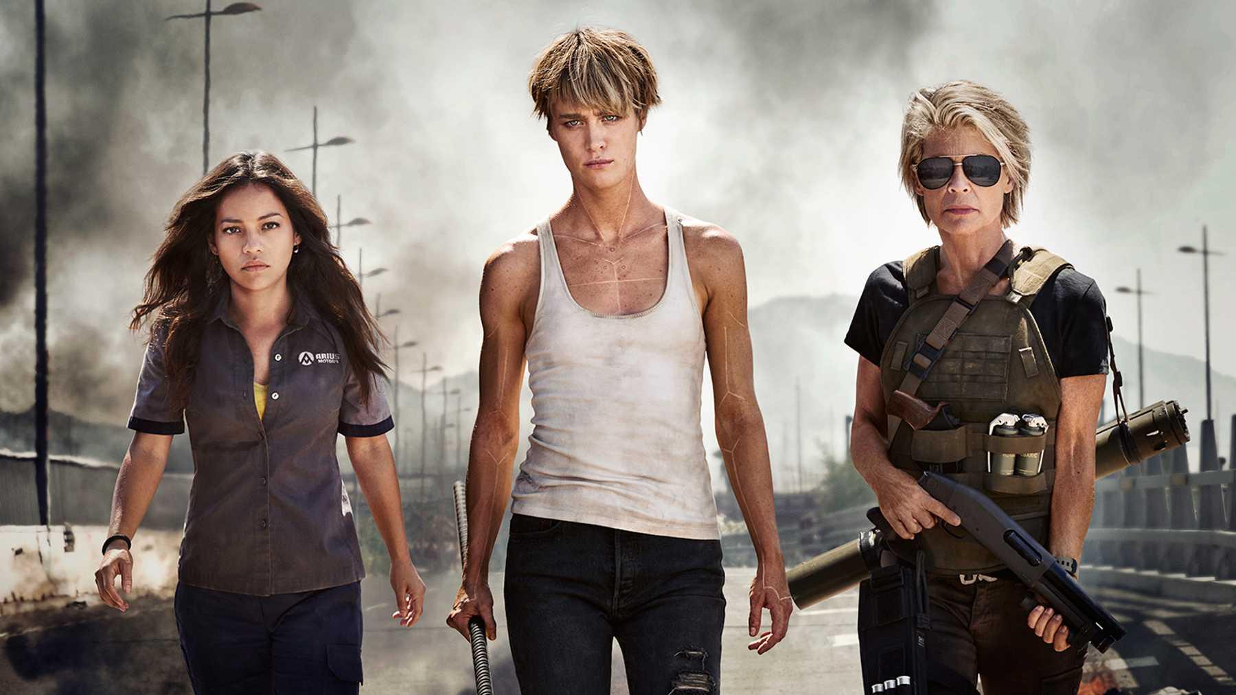 Terminator: Dark Fate - Extras