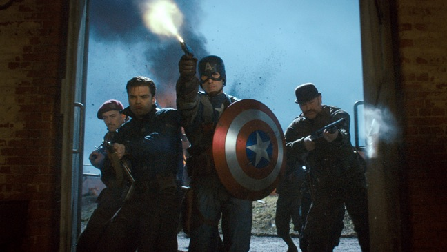 Captain America: The First Avenger - Extras