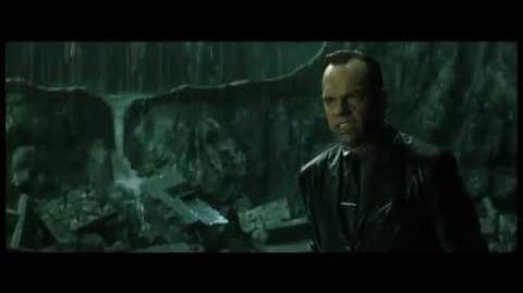 The Matrix Revolutions - Agent Smith's Death