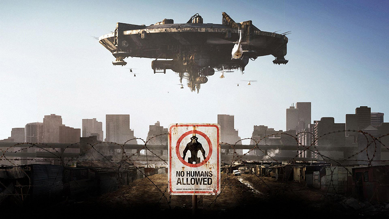 District 9 - Extras