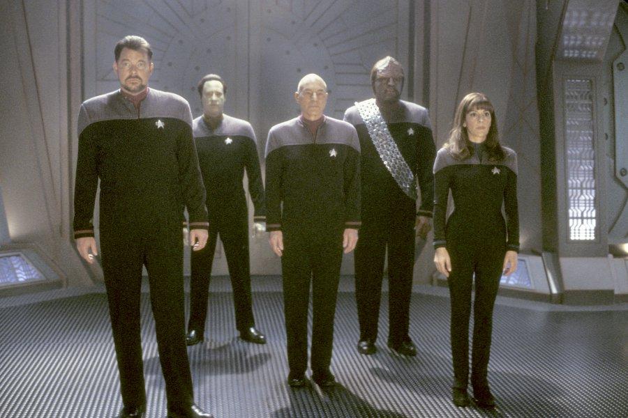 Star Trek: Nemesis - Extras