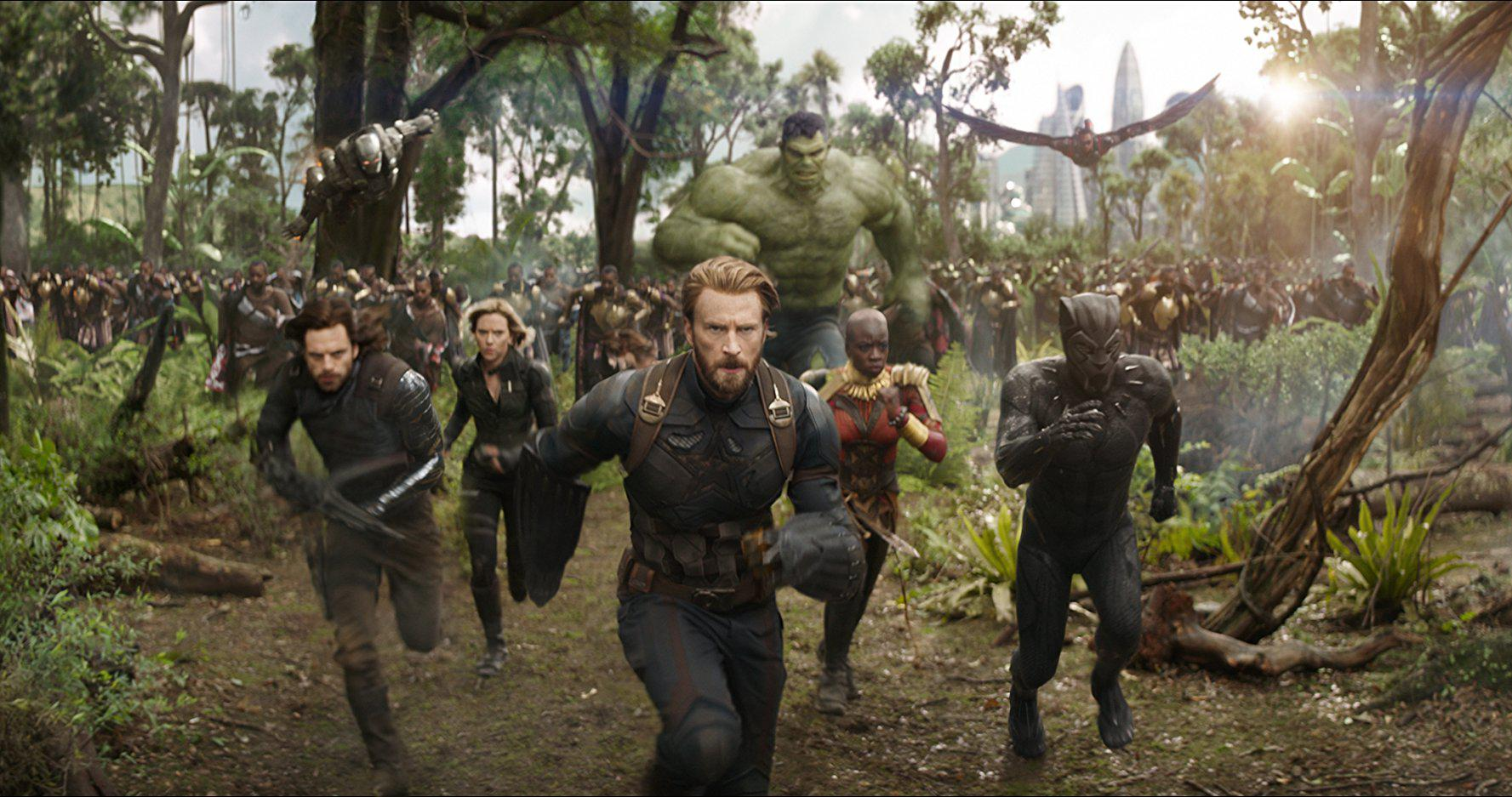 Avengers: Infinity War - Extras