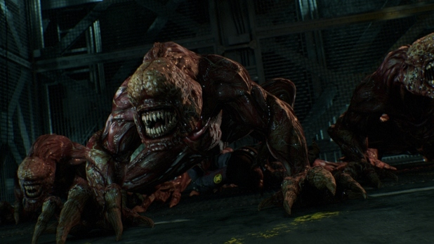 Resident Evil: Damnation - Extras