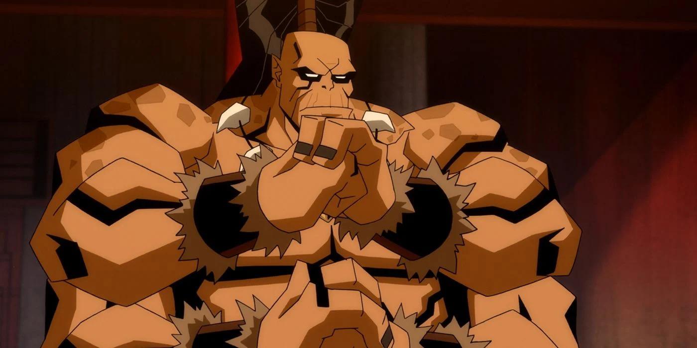 Goro (Mortal Kombat Legends)