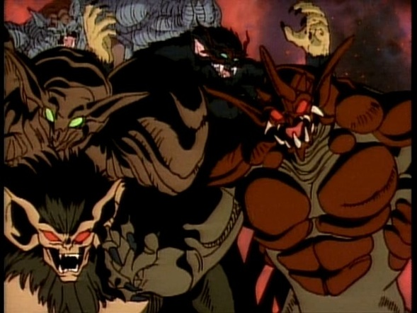 Guyver: OVA Extras