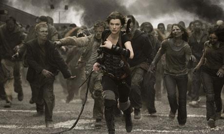 Resident Evil: Afterlife - Extras