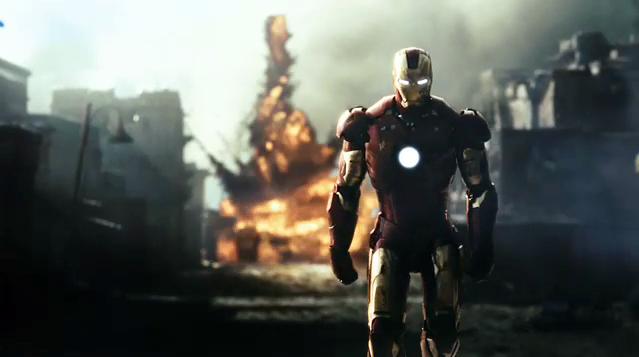Iron Man - Extras
