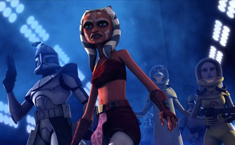 Star Wars: The Clone Wars - Season 1 Extras
