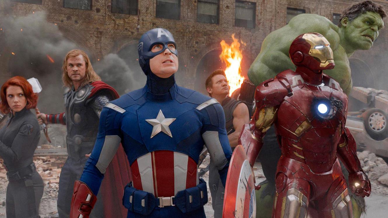 Avengers Assemble - Extras