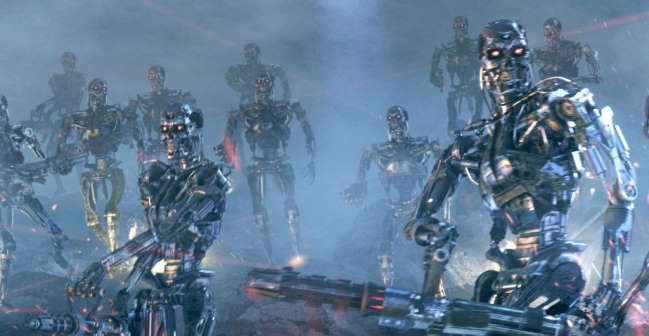 Terminator 3 - Extras