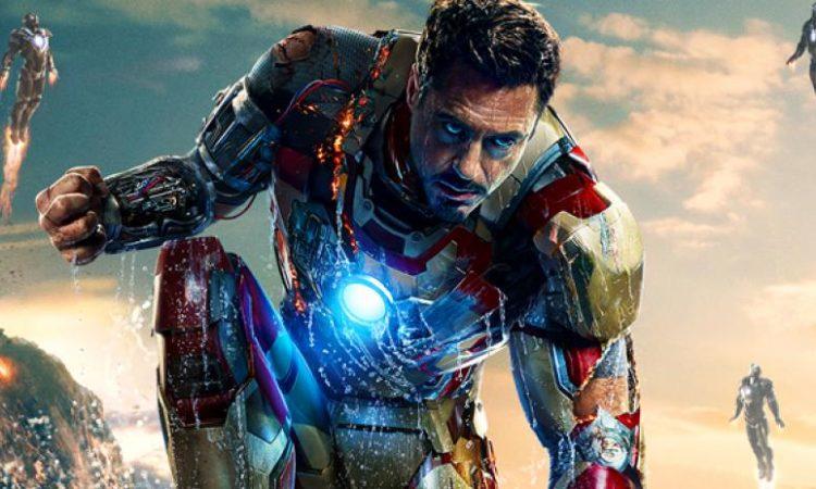 Iron Man 3 - Extras