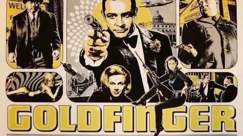 James Bond - Goldfinger - Trailer Deutsch 1080p HD