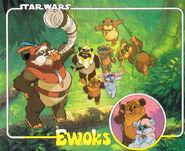 Ewoks Promotional