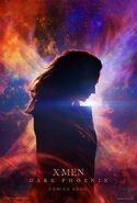 X-Men Dark Phoenix Teaserposter