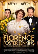 Florence Foster Jenkins - Filmposter