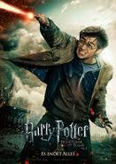 Die Heiligtümer des Todes, Teil 2 Charakterposter Harry Potter