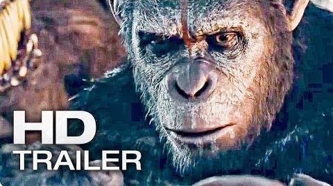 PLANET DER AFFEN Revolution Extended Trailer 2 Deutsch German 2014 HD-1403976080